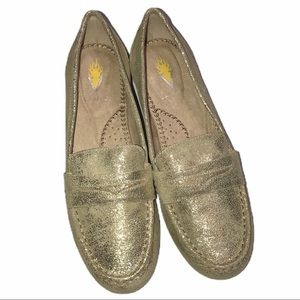 Volatile Lucienne Loafer - Natural - Size 8 1/2